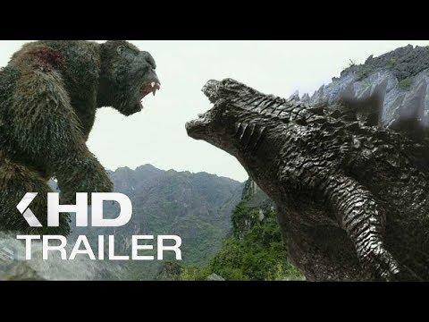 Godzilla vs. Kong Teaser Trailer (2020) Fan Made