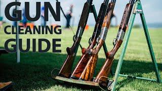 Gun Shorts - Gun Cleaning