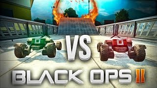 CARRERA DE RC-XDS En BLACK OPS 2!! - Minijuego Black Ops 2