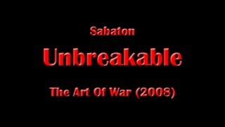 Unbreakable Music Video