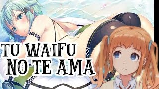Tu Waifu No Te Ama | Your Waifu Doesn't Love You | FANDUB LATINO