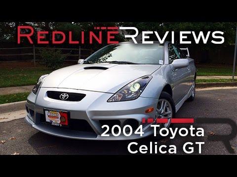 2004 Toyota Celica GT Review, Walkaround, Exhaust, & Test Drive