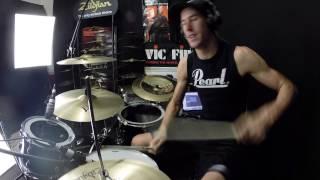 Black Sabbath - Paranoid - Drum Cover