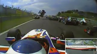 Best [Open Wheels] Onboard Moments - SAVES, CRASHES, OVERTAKES... *Pure Sound*