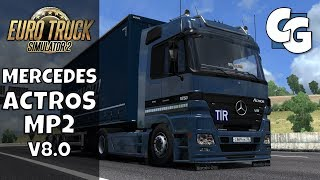 Ets2 Mercedes Actros Mp2 Free Video Search Site Findclip