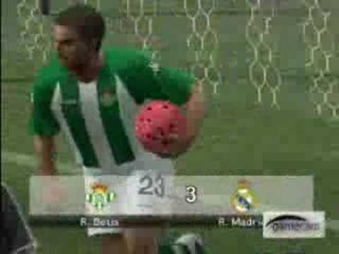 Betis Sevilla - Real Madrid