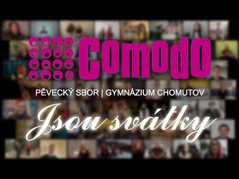 Pěvecký sbor Comodo - Jsou svátky