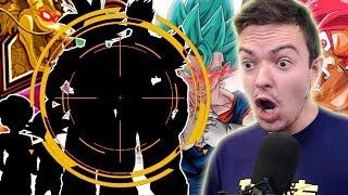THIS MANY LR Pulls In this SSG LR Goku Dokkan Summon Video!?