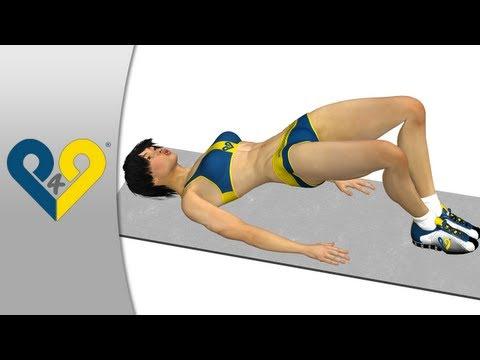 Auf welchen Trainergeräten man den Bauch entfernen kann