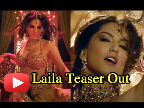 Hot Sunny Leone's Laila Song Teaser Out