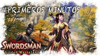 <b>Swordsman </b>Online Gameplay Español  Primeros Minutos / First Look  MMOrpg Free To Play