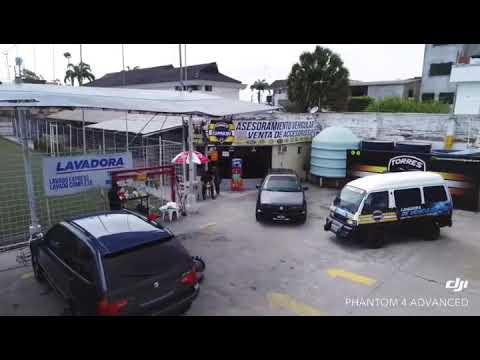 Lavadora de vehículos Torres Carwash