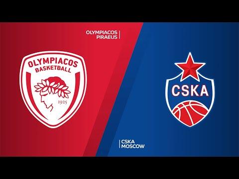 Olympiacos BC vs PBC CSKA Moscow</a> 2021-02-25