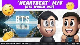NSD REACT | BTS 'Heartbeat' MV (BTS WORLD OST)