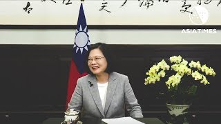 US, China tilting towards conflict on Taiwan