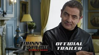 Trailer of Johnny English Strikes Again (2018)