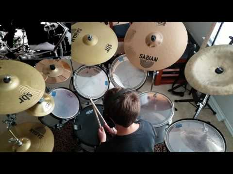 Avenged Sevenfold   The Stage   Drum Cover   Drums Only