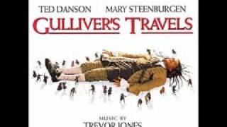 Gulliver's Travels- The Flying Island