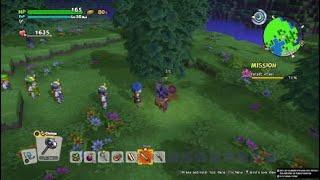 Dragon Quest Builders 2 (PS4) - Find the Comfy Killerpillar