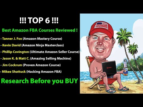 Amazon FBA Course Review & Research (#1)