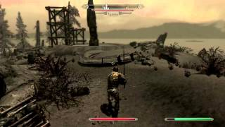 The Elder Scrolls 5 Skyrim Серия 10. Очищение камней.(Dragonborn)