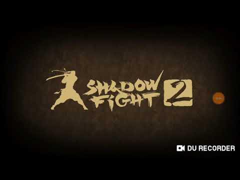 Играю игру shadow fight 2 под песню Ганвест-никотин