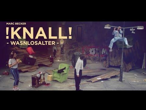 !KNALL! - WASNLOSALTER - von Marc Becker - Premiere 06.09.2018