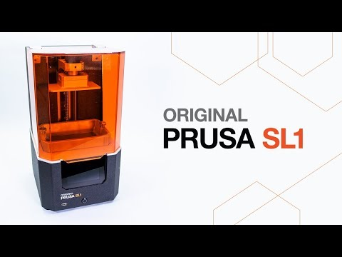 Original Prusa SL1 - features and 3D prints