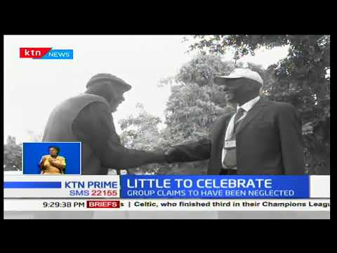 Kenyans prepare to mark 54 years of independence