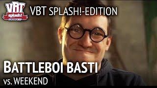BattleBoi Basti vs. Weekend HR1 (feat. 4Tune) [FINALE] VBT Splash!-Edition