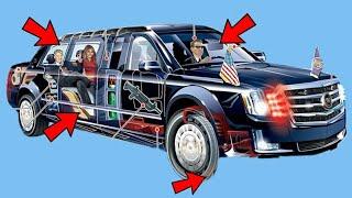 Dokumentárny film Technológia - Tajomstvá prezidentských automobilov