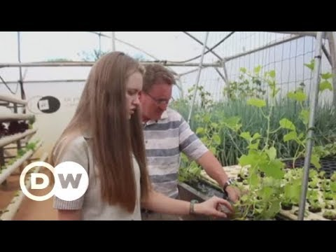 , title : 'Simple and green aqua farming in South Africa | DW English