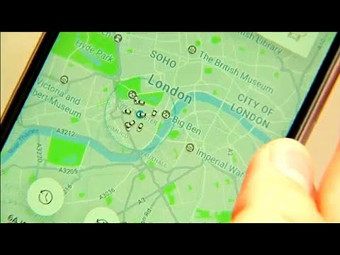 O δύσβατος δρόμος της Uber στην Ευρώπη