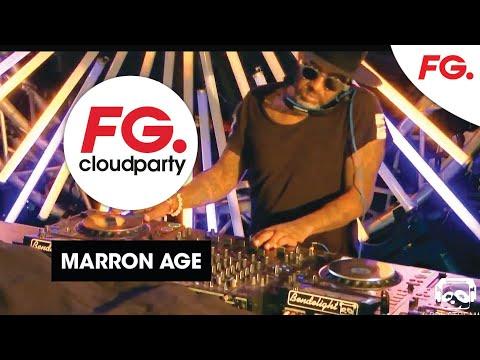 MARRON AGE   FG CLOUD PARTY   LIVE DJ MIX   RADIO FG