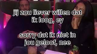 Madina   Niet Voor Mij Ft. Ismo (Lyrics)