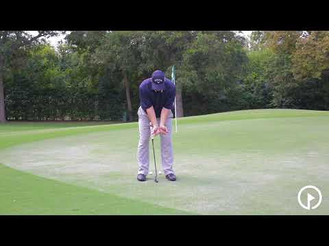 Understand Grip and Posture for Putting