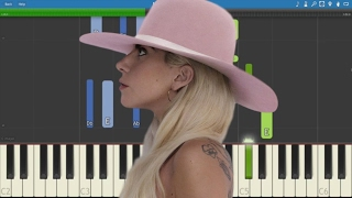 Lady Gaga - Angel Down [Karaoke]