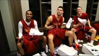 Iowa State Mens Basketball Sweet 16 Nike Gear