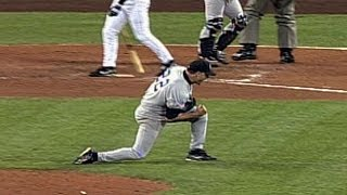 2000 ALCS Gm4: Clemens fans 15 in a one-hit shutout