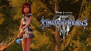 Kingdom Hearts 3 PC Mods - Kairi in a White Dress