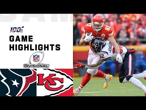 Download Texans vs. Chiefs Divisional Round Highlights | NFL 2019 Playoffs HD Mp4 3GP Video and MP3