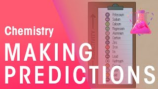 Making Predictions Using Reactivity Series | Reactions | Chemistry | FuseSchool