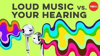 Can loud music damage your hearing? - Heather Malyuk