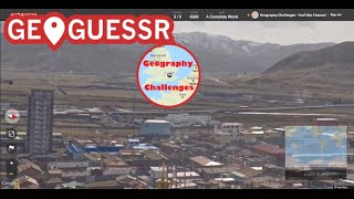 Geoguessr   A Complete World (Insane GuessesFlops)