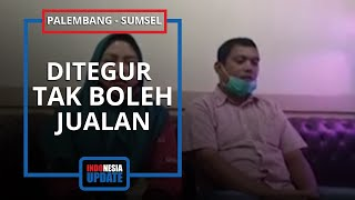 Viral Video Curhat PKL Ngaku Diancam Istri Wakapolda Sumsel sampai Disatroni Preman, Ini Faktanya