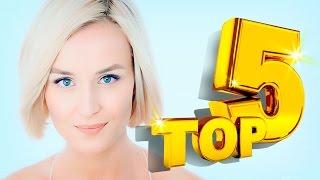 Полина ГАГАРИНА - TOP 5 - Новые и лучшие песни 2016