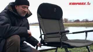 Fotel karpiowy M Elektrostatyk FK5P - Karp Max