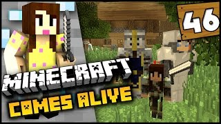 MEET THE BABY! - Minecraft Comes Alive 2 - EP 46