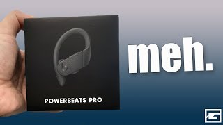 Forget About Dre : Powerbeats Pro REVIEW