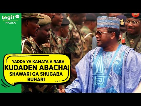 Shawara ga Buhari: Yadda ya kamata a raba kudaden Abacha | Legit TV Hausa